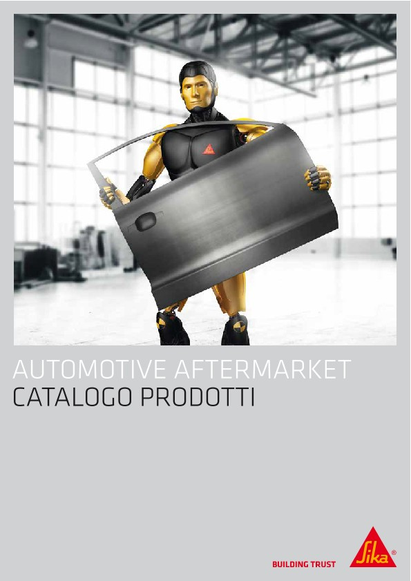 Catalogo Prodotti Automotive Aftermarket